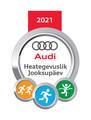 2021 Audi Vana-aasta jooksupäev